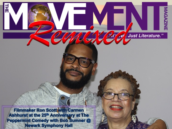 Ron Scott & Carmen Ashhurst The Movement Magazine