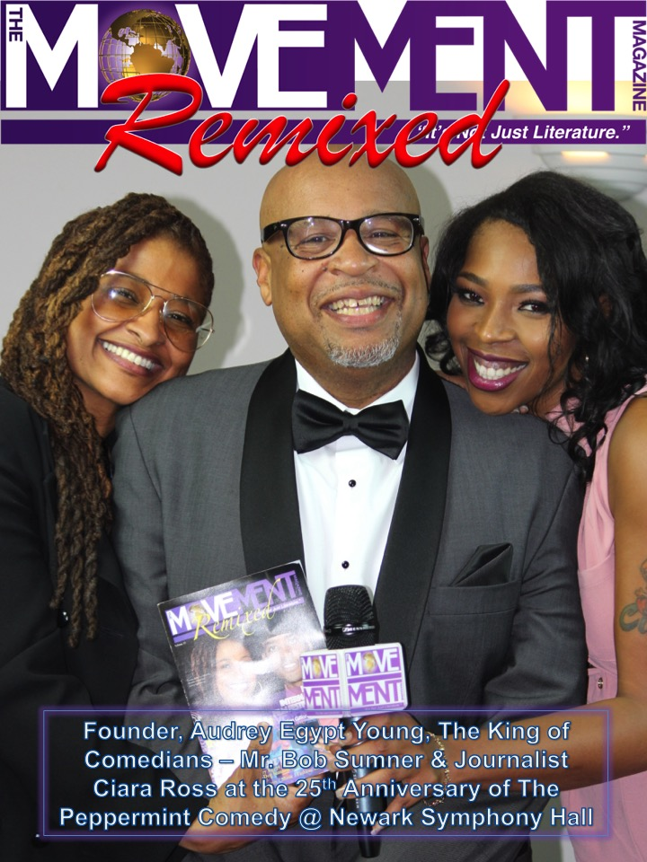 Audrey Egypt Young, Bob Sumner & Ciara Ross The Movement Magazine