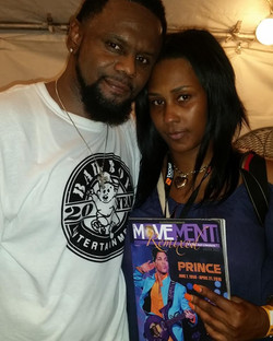 Carl Thomas & Tonya