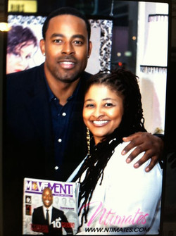 Lamman Rucker - Actor & Egypt