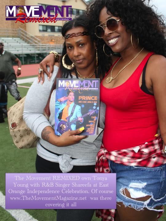 Tonya & Shareefah