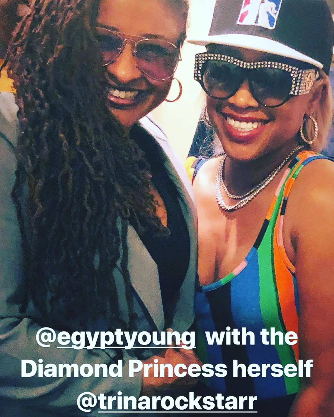 Egypt Young & Trina