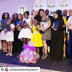 Recipients of the KiddiePrenuer Awards