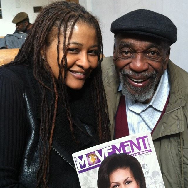 Egypt & Bill Cobbs Legendary Actor