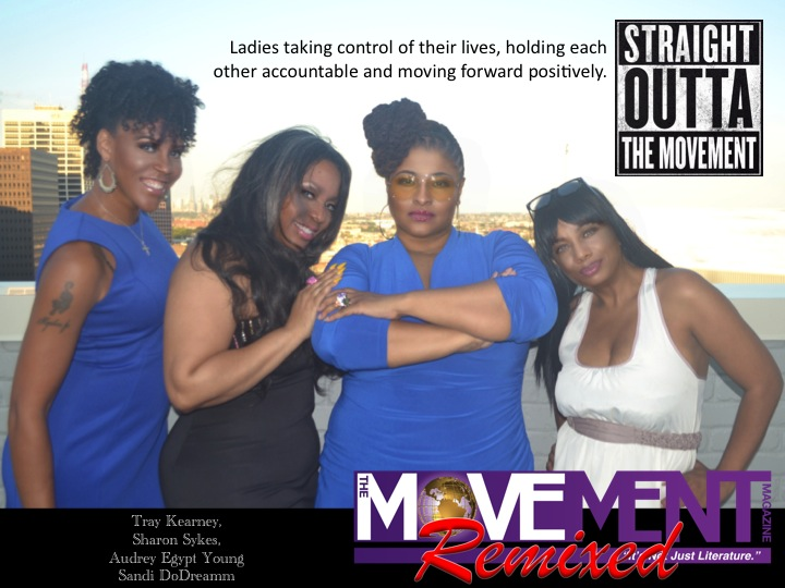 The Movement Magazine TEAM