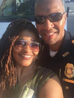 Egypt & Lt. Jamaal Cole