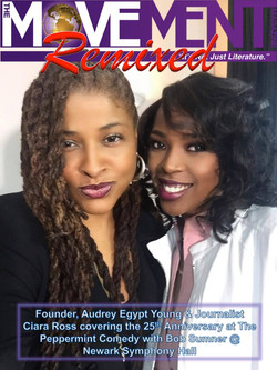Audrey Egypt Young & Ciara Ross The Movement Magazine