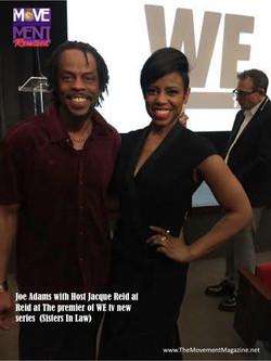Joe & Jacque Reid