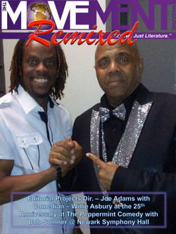 Joe Adams & Willie Asbury The Movement Magazine