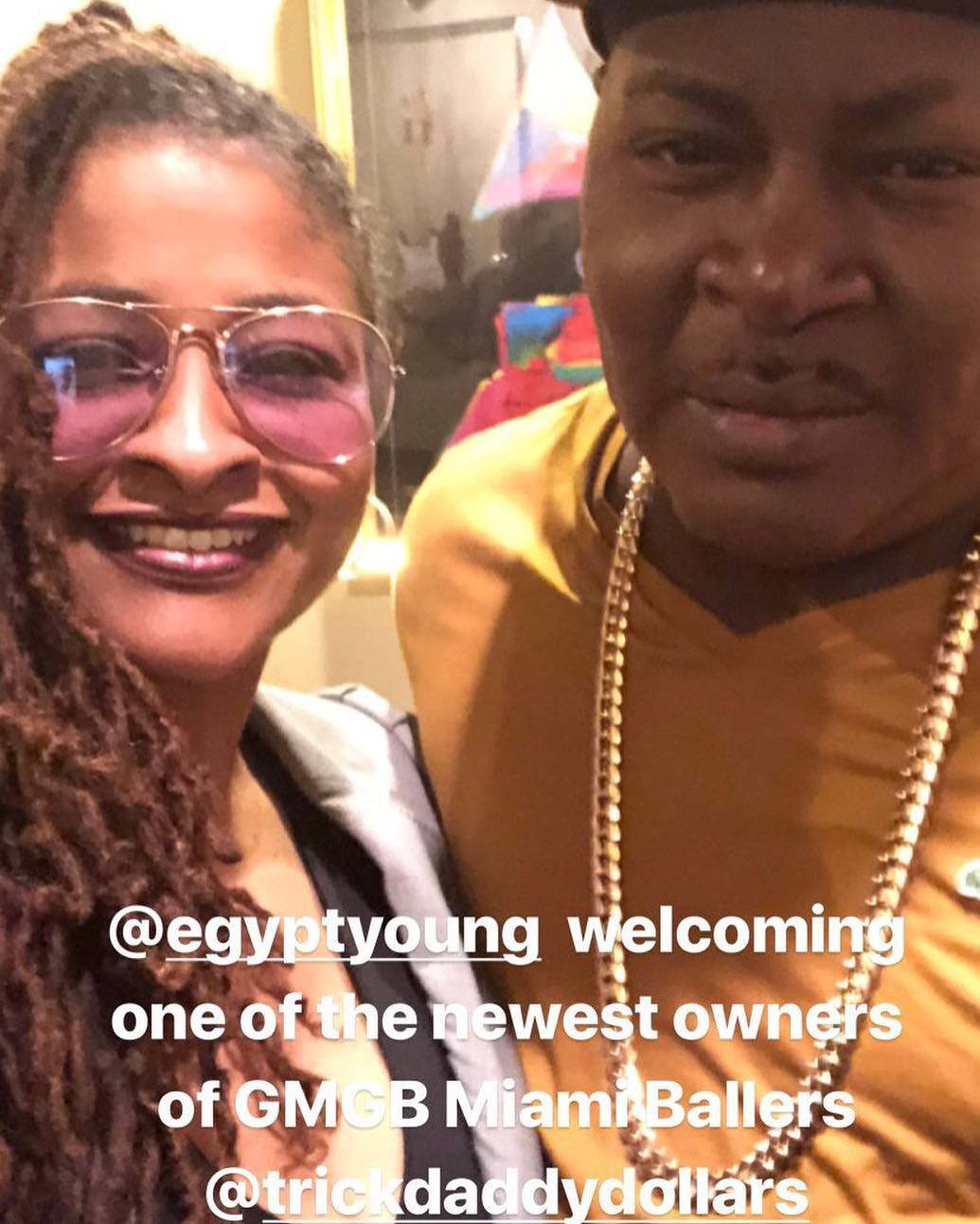 Egypt Young & Trick Daddy