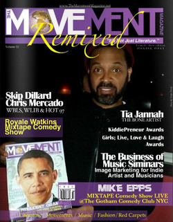 Mike Epps Cover The Movement REMIXED Vol 12