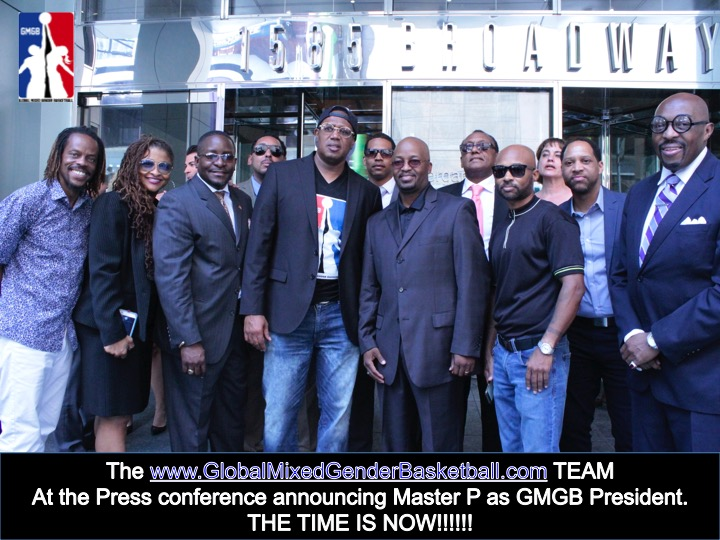 GMGB team at Press Conference