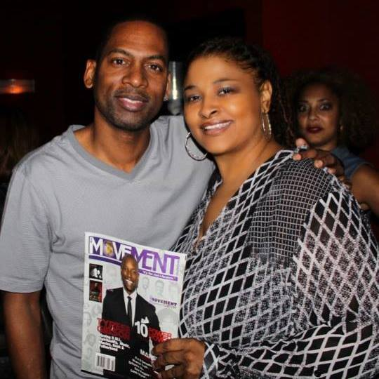 Facebook - Audrey Egypt-Blanc & Host of Apollo Live Apollo Theater and younger b