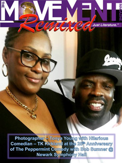 Tonya Young & TK Kirkland The Movement Magazine