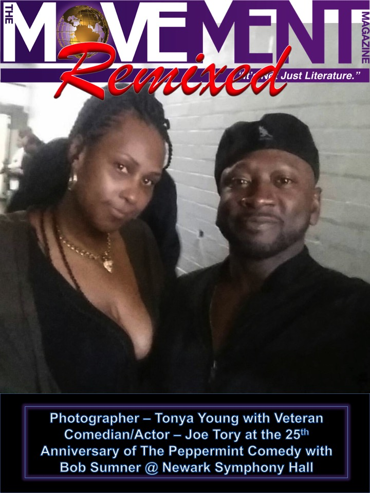 Tonya Young & Joe Torry The Movement Magazine