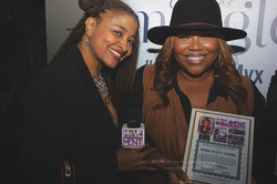 Egypt & Mona Scott/Young Award