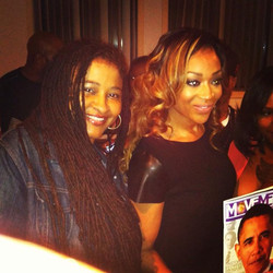 Egypt & MiMi from Love & Hip Hop ATL