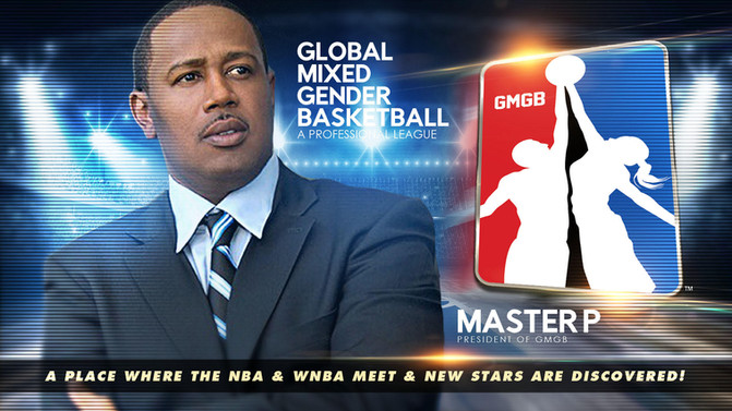 BREAKING NEWS: PERCY MILLER A.K.A. MASTER P HAS BEEN NAMED PRESIDENT OF GMGB, THE GLOBAL MIXED GENDE