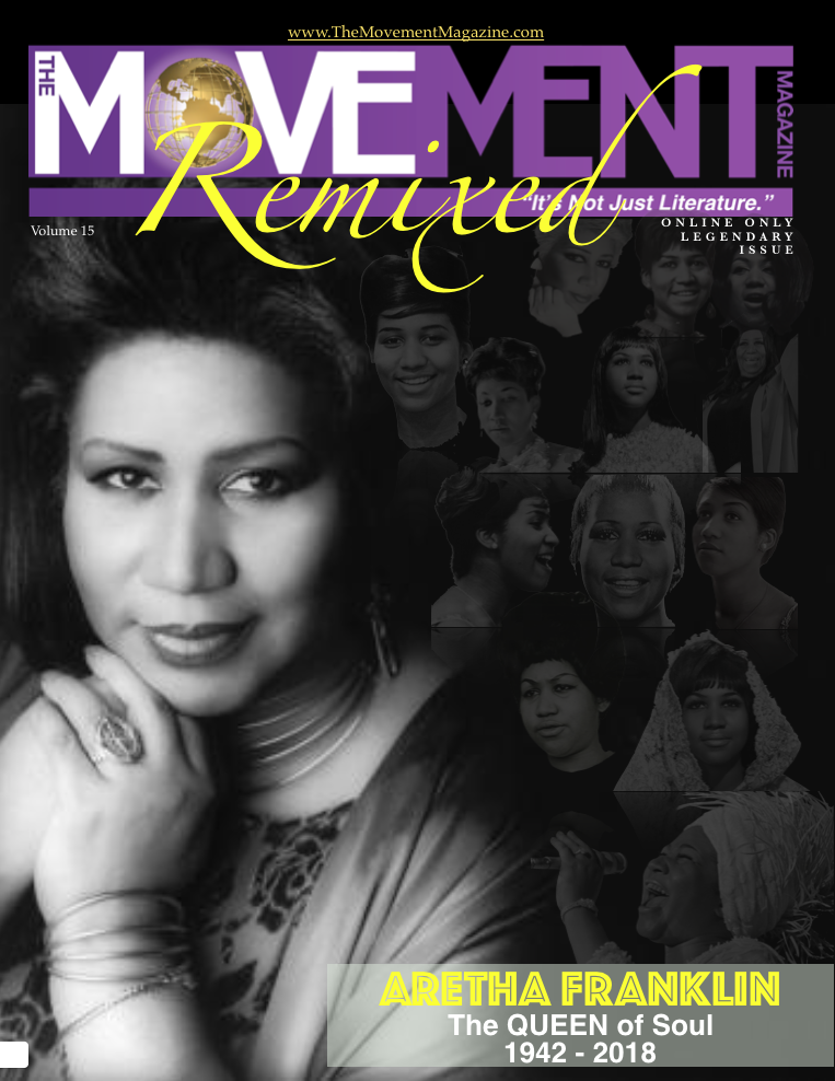 #ArethaFranklin Cover #15