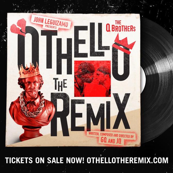 Othello the Remix (ThePlay) invites The Movement REMIXED