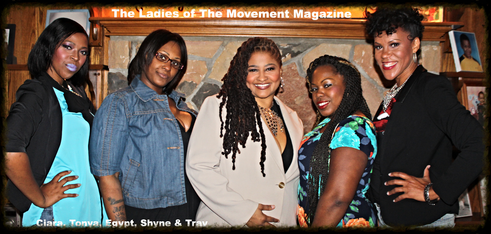 The Ladies of The Movement Magazine