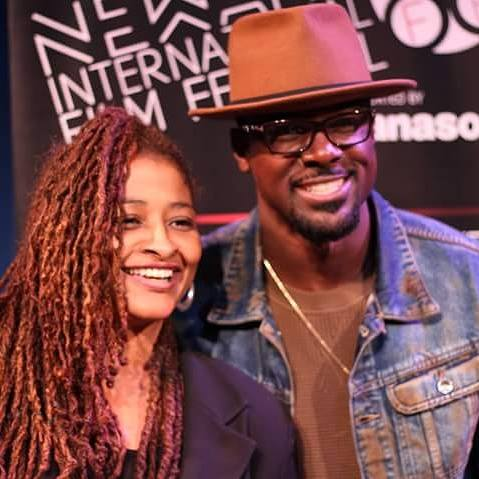 Egypt Young & Lance Gross