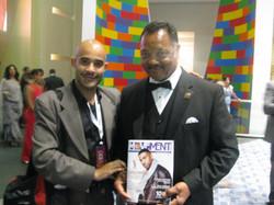 Doshon & Rev. Jesse Jackson