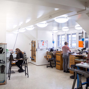 Rentrer au coeur d'un véritable atelier d'artisan.