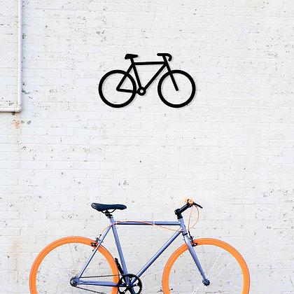 Bicycle - Metal Tablo