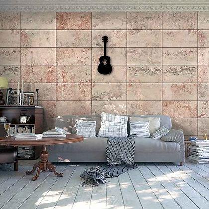 Acoustic Guitar II - Metal Tablo