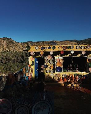 #paradisevalley #morocco #agadir #restau