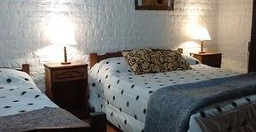 Habitaciones con ropa de cama