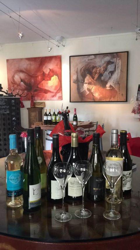 Les vins du Sud Est