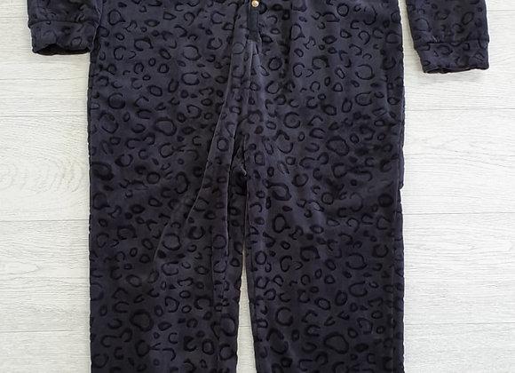 Enfasis black soft onesie. Size M
