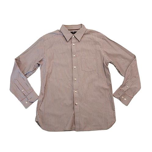 Blue Harbour brown mix shirt. Size L