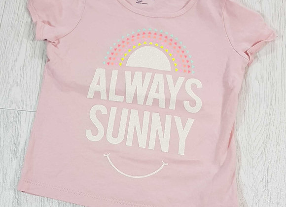 Baby Gap pink t-shirt