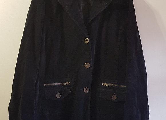 Classics. Black soft coat. Size 20.