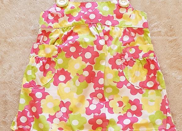Cherokee. Floral summer top. 12-18 months.