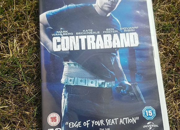 Contraband DVD rating 15