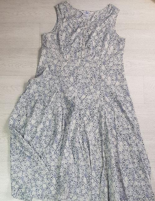 April Cornell summer dress. Size Small
