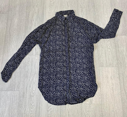 ❤Reiss patterned shirt. Size 10