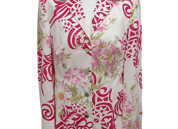 Betty Barclay patterned jacket. Uk 16/Eu 42