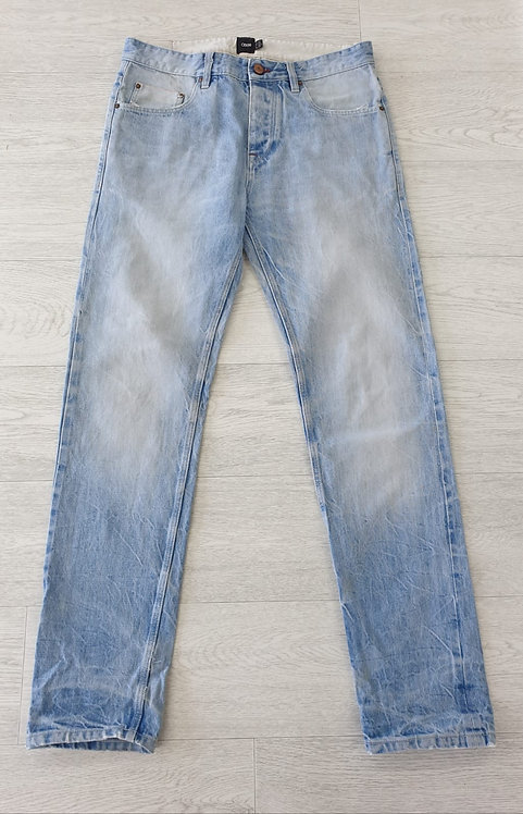Asos faded look jeans. 32w 32L