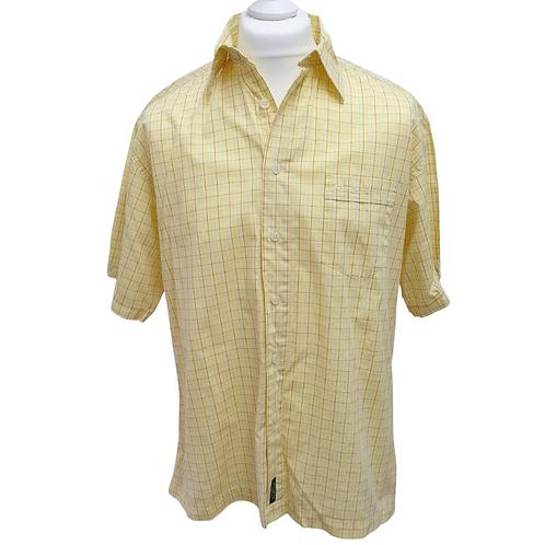 Ben Sherman yellow shirt. Size L/3