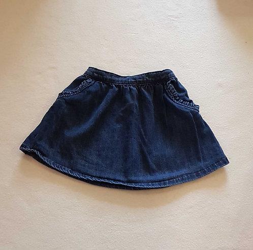 Next denim skirt. 1.5-2yrs