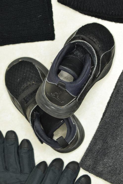 Black Jordan trainers Shoe Size Infant 7.5