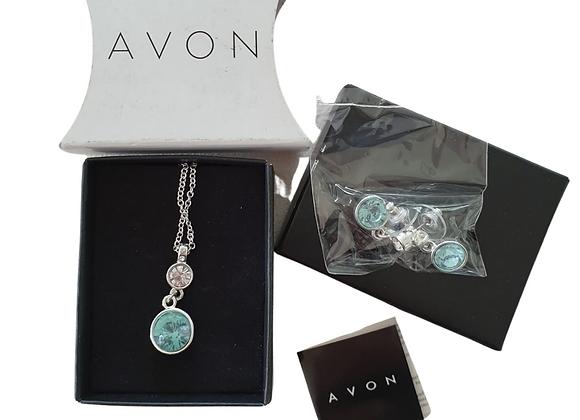 Avon Callie gift set NWOT