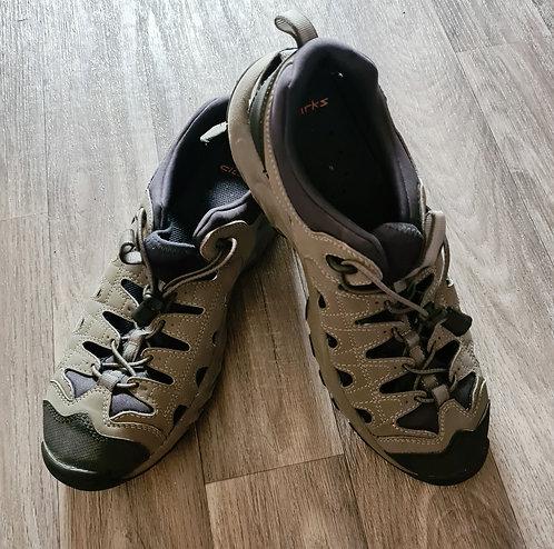Clarks walking sandals. Uk 9