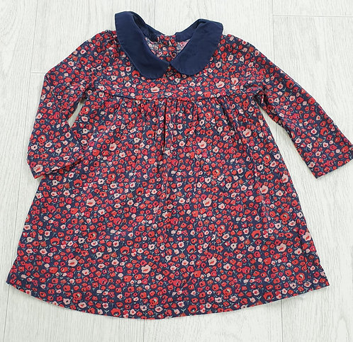 Baby Gap floral dress. 6-12m