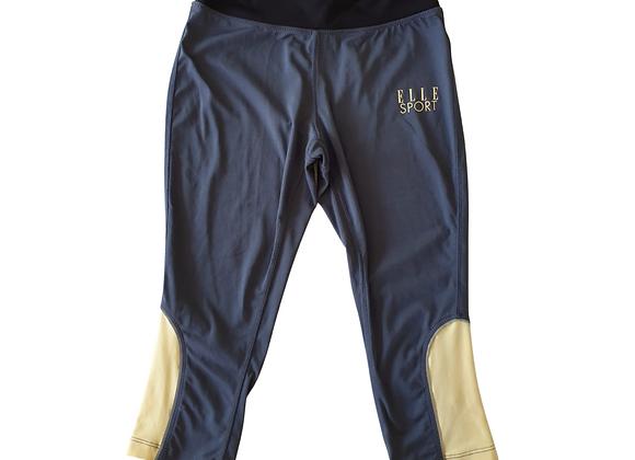 Elle grey cropped sports leggings. Uk 8